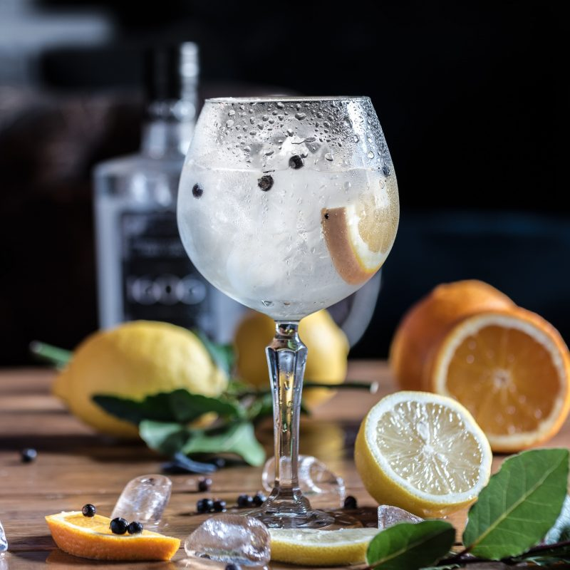 beneficios de la ginebra gin tonic hendricks