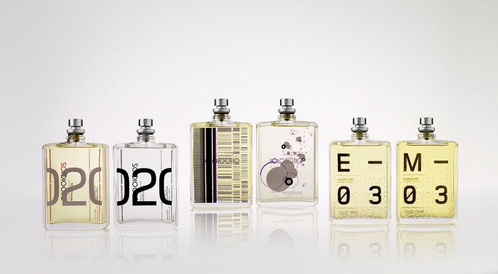esentric molecule perfumería 1973