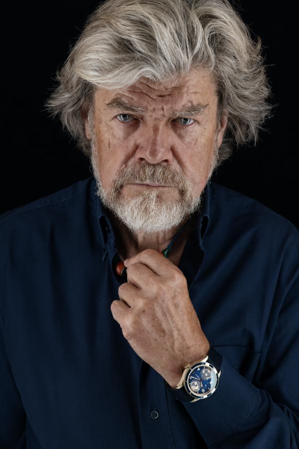 Montblanc 1858 Geosphere Messner Edición Limitada de 262 piezas-2