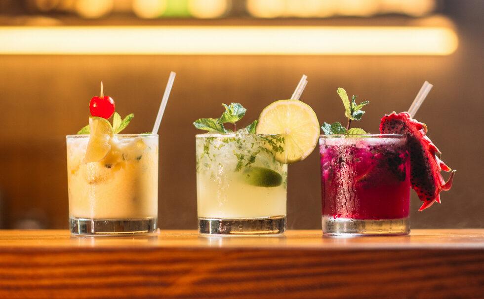recetas de cocteles fáciles de preparar cocktail