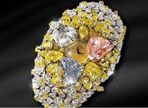 relojes más caros del mundo chopard 201