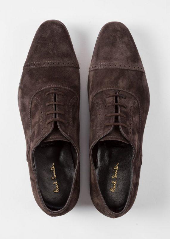 semi brogue zapatos para hombre estilos