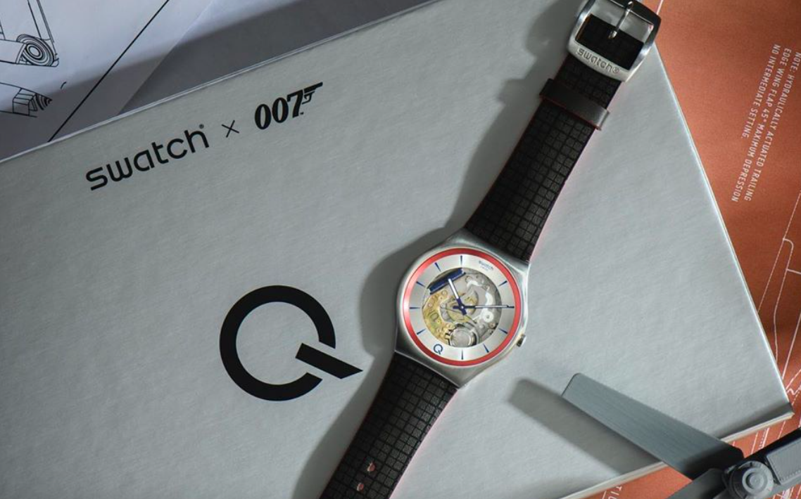 swtach reloj 007 2Q