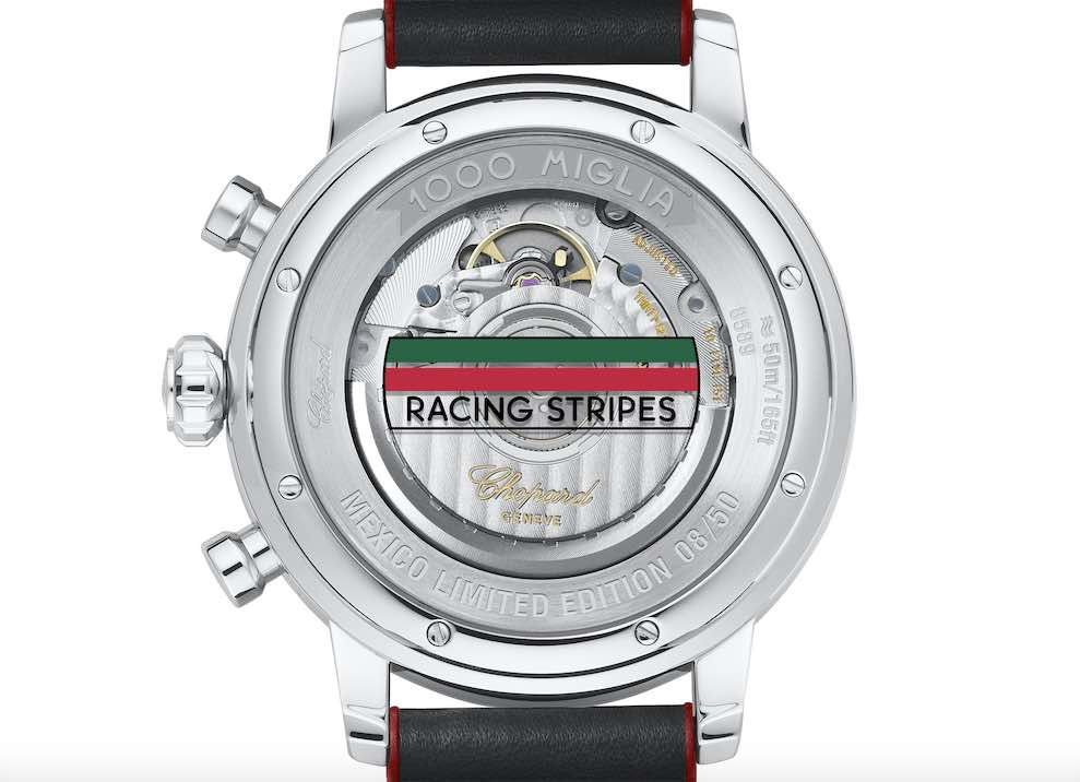 Mille Miglia Racing Stripes Mexico Edition I