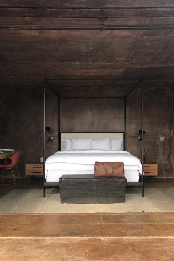 hoteles en El Valle de Guadalupe Casa 8 en Bruma Ensenada