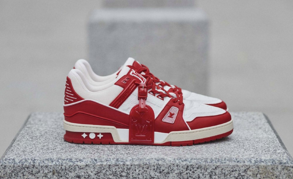 Louis Vuitton I (RED) TRAINER venta en México
