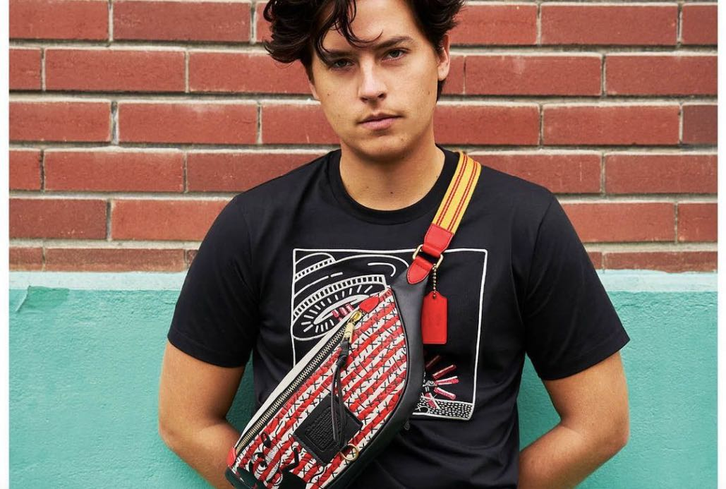 Disney Mickey Mouse x Keith Haring COLE SPROUSE