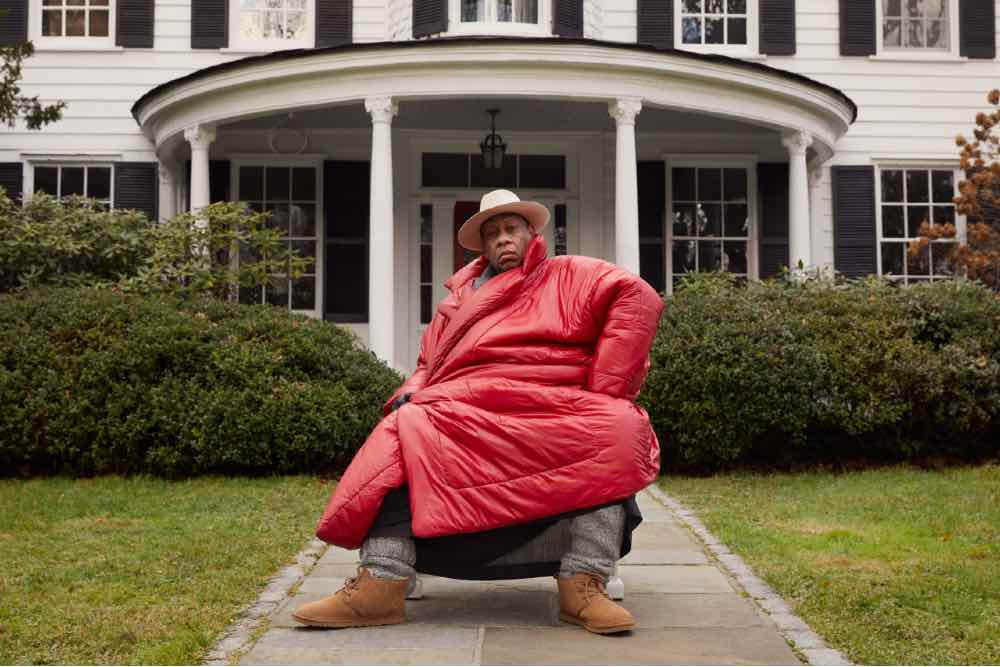 Leon Talley memoirs ugg boots