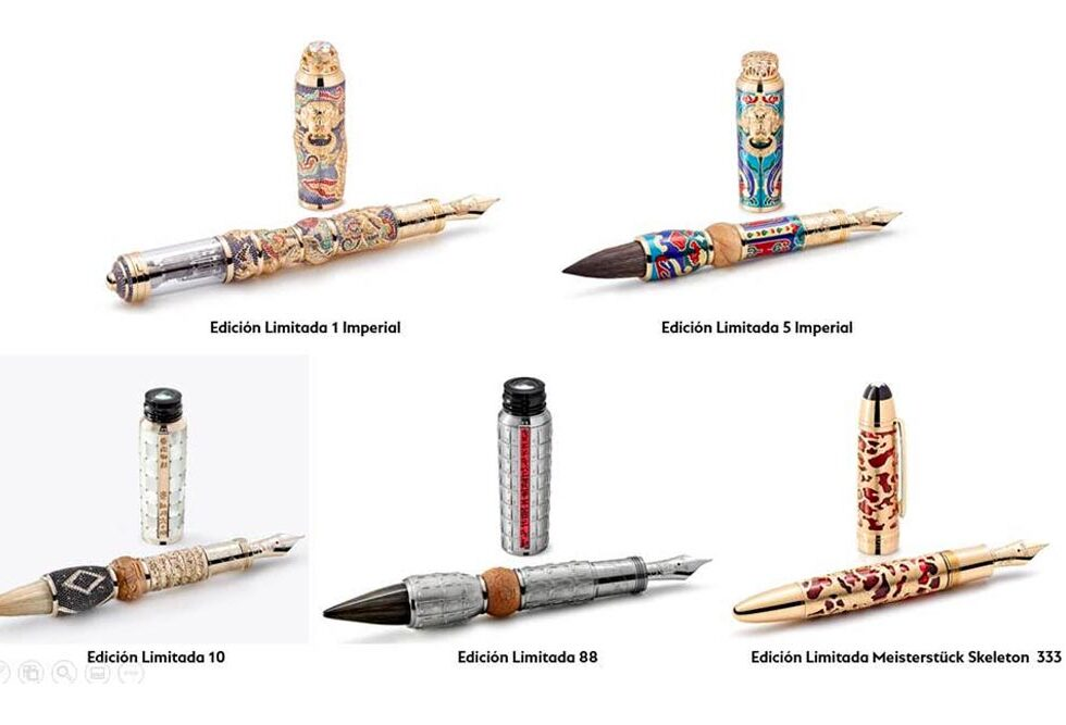 Montblanc High Artistry, un homenaje a la Gran Muralla china