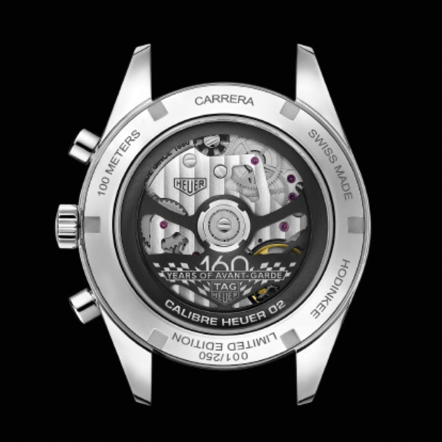 """TAG Heuer Carrera """"Dato 45"""" Hodinkee Limited Edition"""