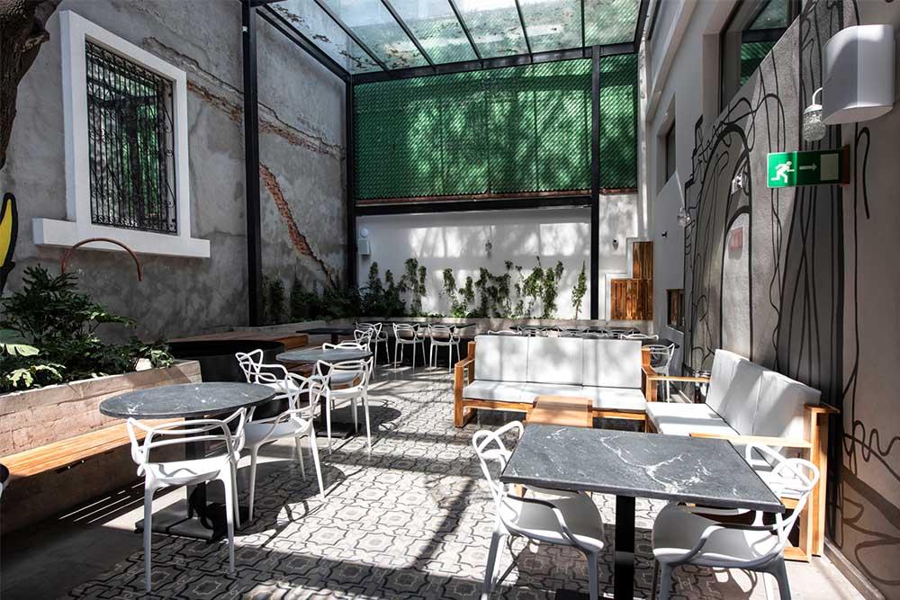 Lo nuevo en hotelería y alimento con inspiración francesa en la Roma