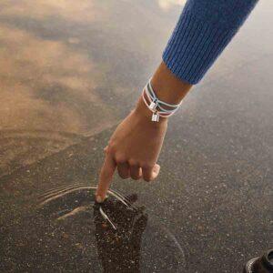 Louis Vuitton presenta cuatro nuevas pulseras Silver Lockit y Doudou Louis
