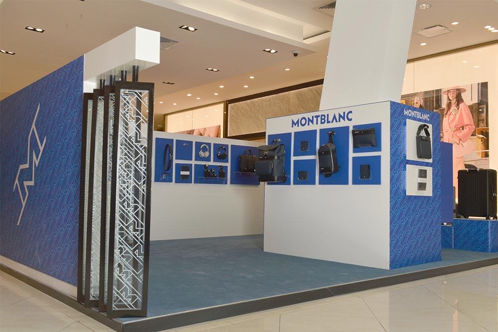 Montblanc inaugura su Pop Up Store en El Palacio de Hierro Monterrey