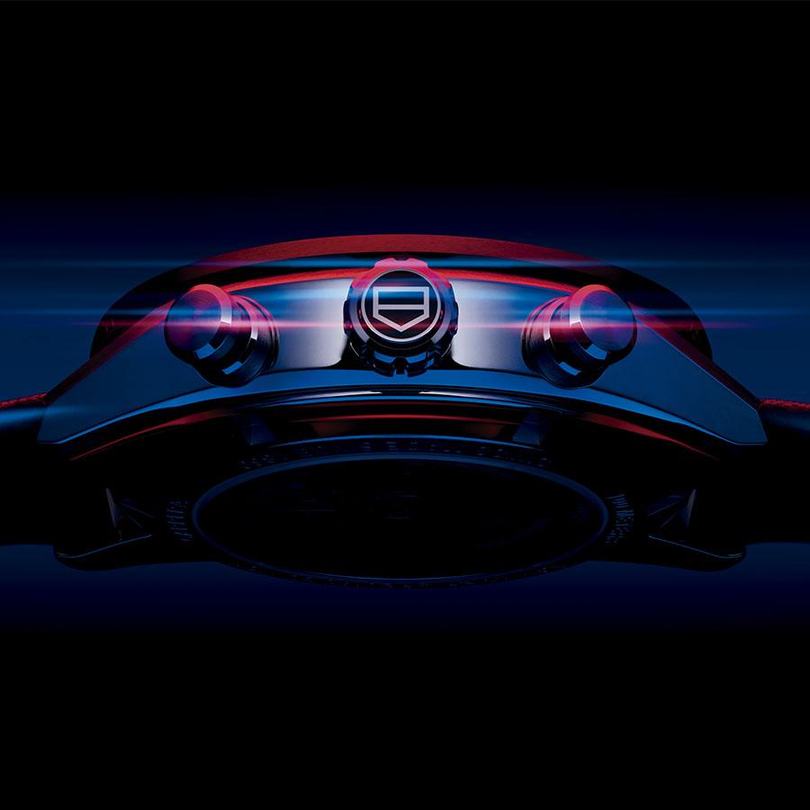 Tag Hehuer y Porsche renuevan su asociación
