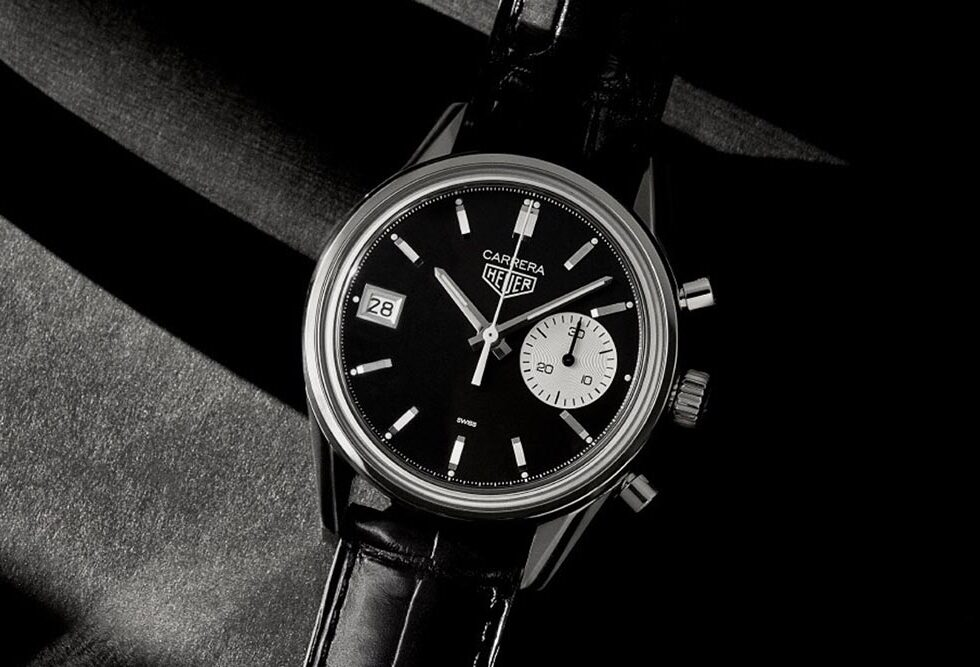 "TAG Heuer Carrera ""Dato 45"" Hodinkee Limited Edition"