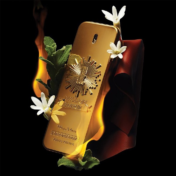 one million paco rabanne ad campaign
