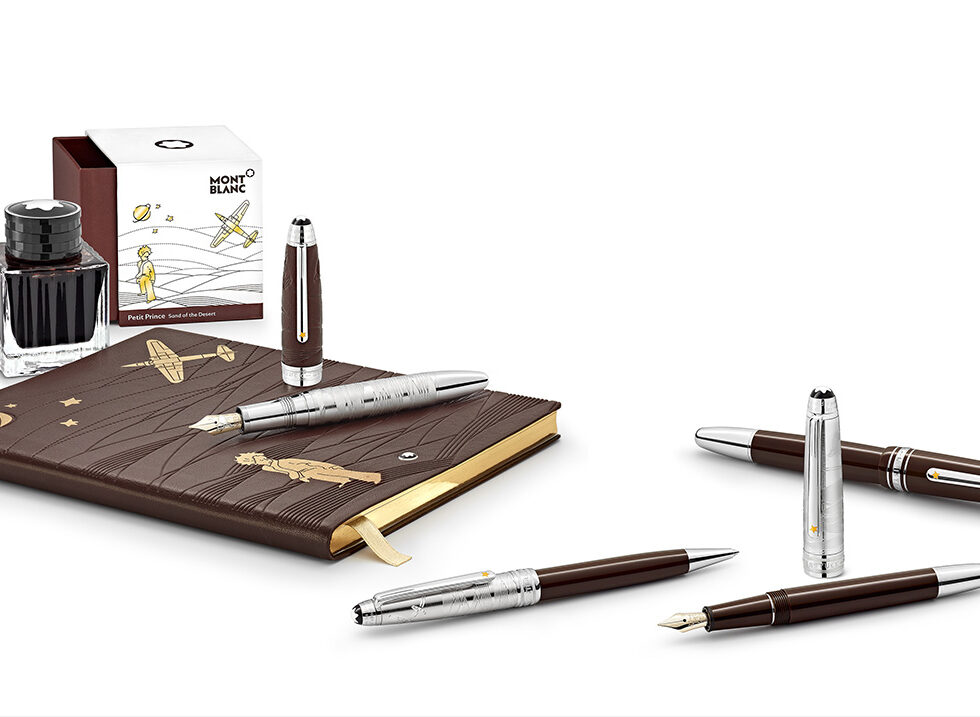 MONTBLANC: Give your father a reason to write