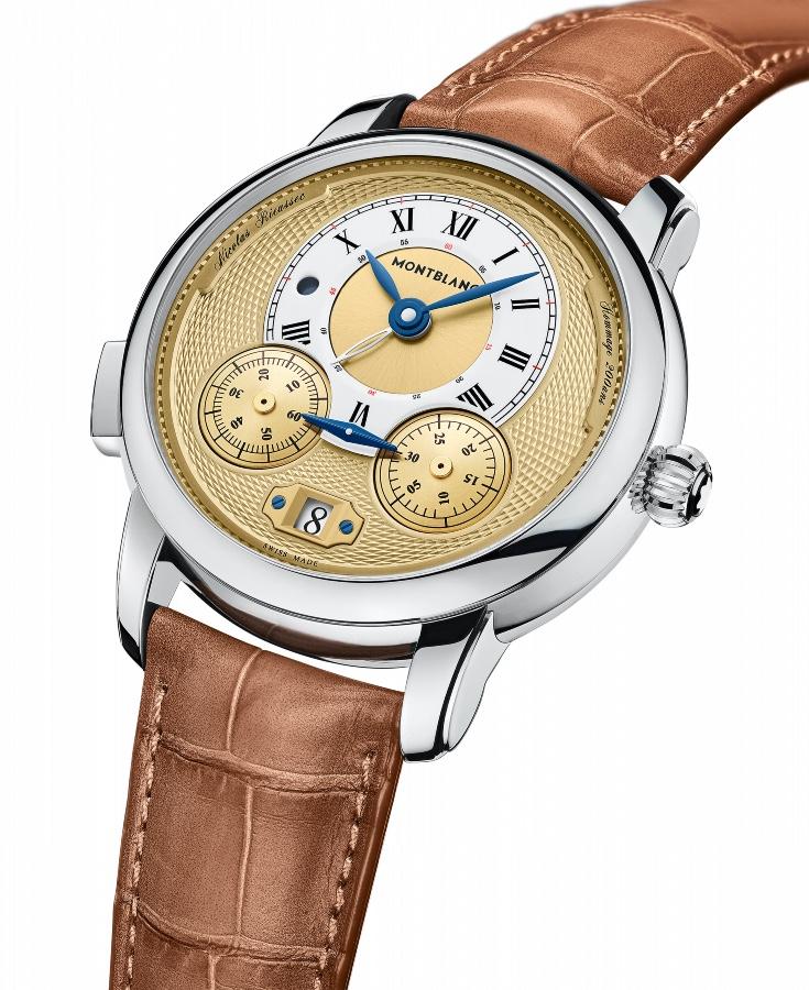 Montblanc Star Legacy Nicolas Rieussec Chronograph LE 200 1